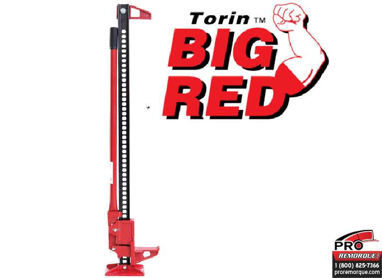"TRA8335 VERIN HORS-ROUTE 33"" BIGRED"