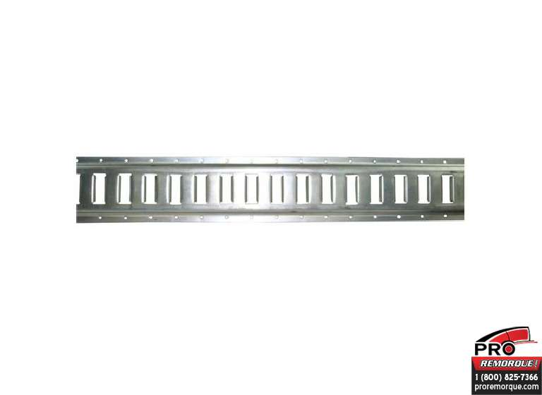 IMPORT/TOWSYSTEM TS010 E-TRACK 12g.HORIZONTAL 10'LONG