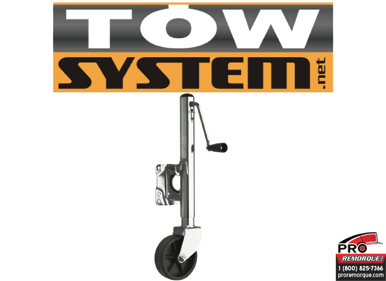 TS1000 VERIN TOWSYSTEM 1000LBS 1ROUE