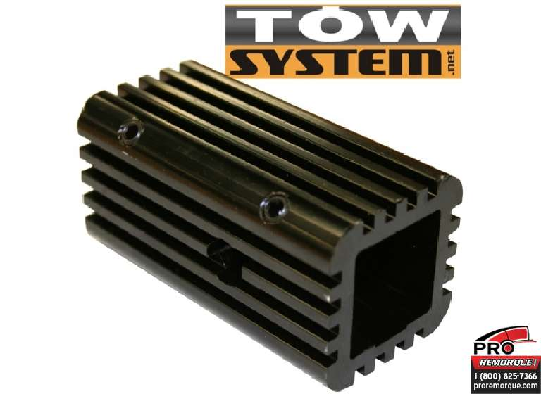 "TOW SYSTEM TS637 ADAPTEUR 2"" A 1""1/4"