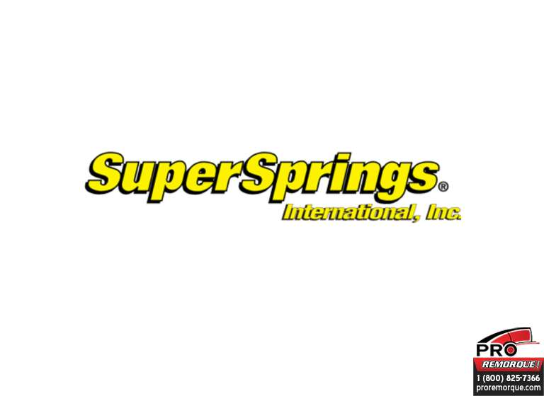 TSS-101-40 S.SPRING TRAILER SUMOSPRINGS 						  4000-8000 LBS