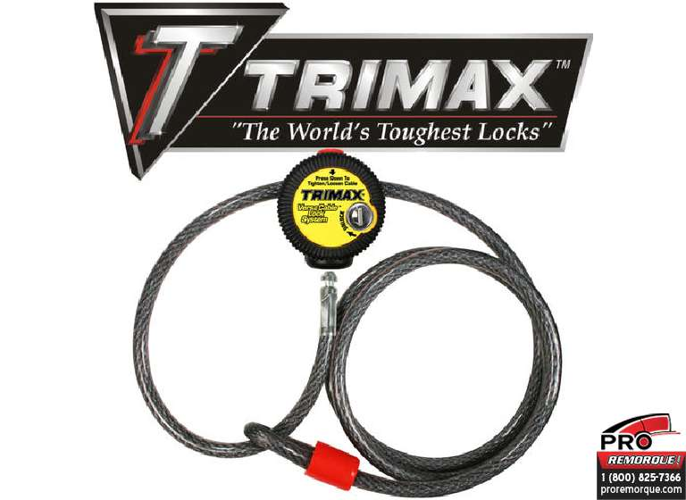 TRIMAX  VMAX12CBL CABLE REMPLACEMENT 12' TRIMAX