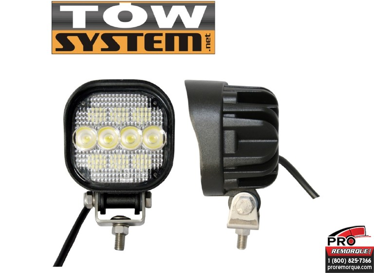 TOW SYSTEM W130-10 LUM.PROJECT.10LED,922  CANDLE