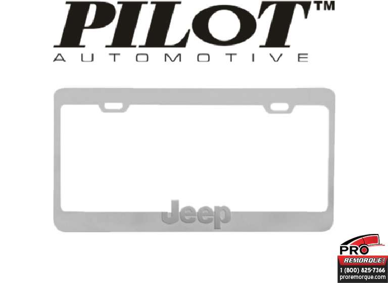 "WL130-C CONTOUR DE PLAQUE ""JEEP"""