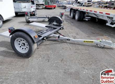 Gator Tow Dolly Hydraulique