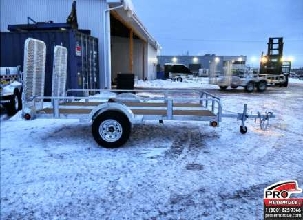 Pro Remorque: Brand new and used trailer dealer located in ...