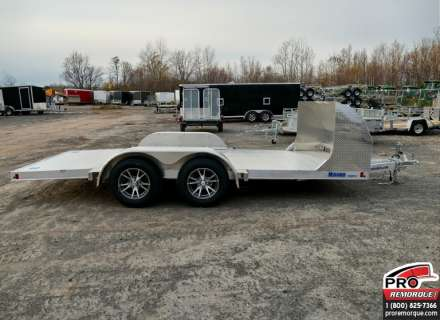 Mission Trailers MOCH8X14 Rampe