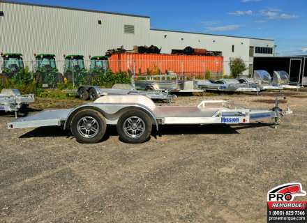 Mission Trailers MOCH8X16 Rampe