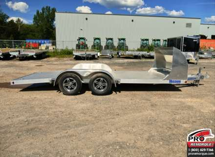 Mission Trailers MOCH8X18 Rampe