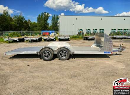 Mission Trailers MOCH8x20 Rampe