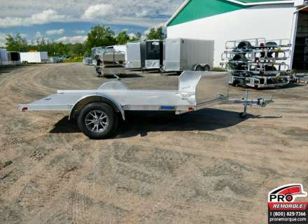 Mission Trailers MOMC6.5x10 Rampe