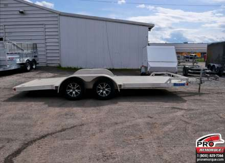 Mission Trailers Moch8x18 Rampe, Usagé