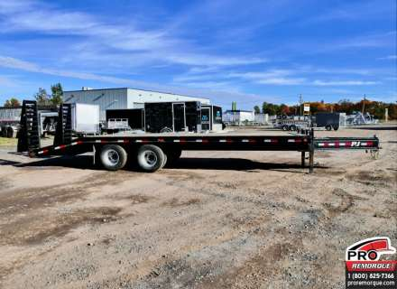 PJ Trailers TAG ALONG 20+5 20K Plate Forme
